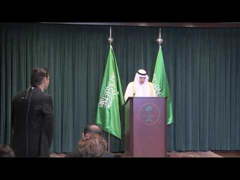 Foreign Minister Al-Jubeir Press Conference