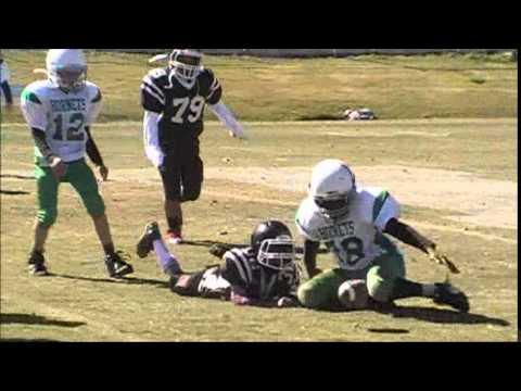 Colts 2014 Pee Wees vs Lake Hornets