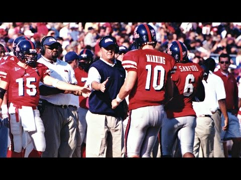 Eli Manning Carries Ole Miss To Victory | Cotton Bowl Classic 2004