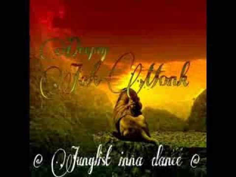 RAGGA JUNGLE - JAHMONK - ''JUNGLIST INNA DANCE'' (PURE RAGGA JUNGLE)