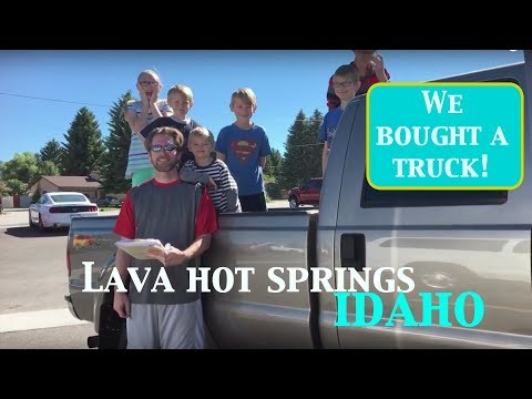 IDAHO TRUCKERS: Traveling Full Time with 6 kids