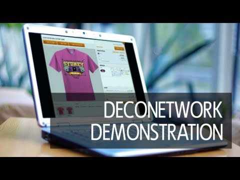 DecoNetwork ISS Long Beach demonstration