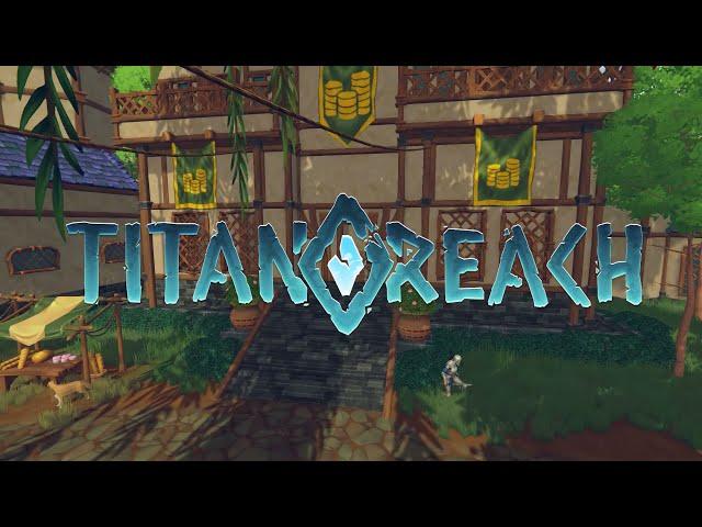 TitanReach Trailer Competition Entry   Smile