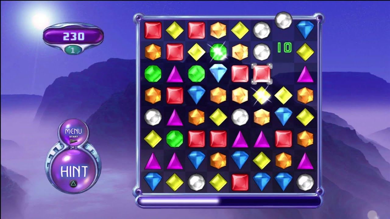 Bejeweled 2 Online Game