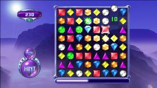 Bejeweled 2 - Classic Game - Level 1