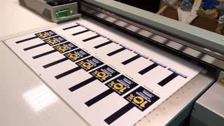 A Zero jobs - wobblers printing