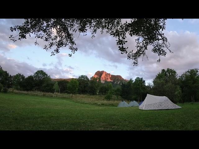 JR Camp ... de seară