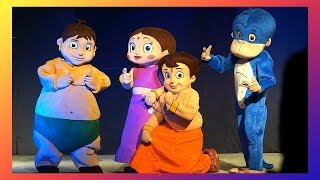 Chhota Bheem - New Year Dance ..