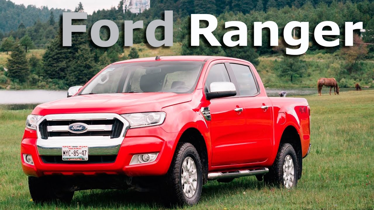 ford ranger 2017 10 cosas que debes saber autocosmos youtube. Black Bedroom Furniture Sets. Home Design Ideas
