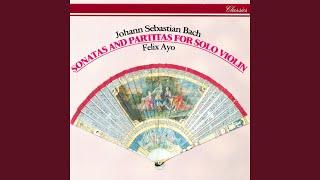 J.S. Bach: Partita for Violin Solo No.1 in B minor, BWV 1002 - 3b. Double