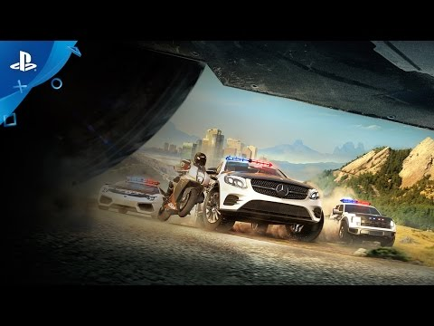 The Crew Calling All Units - Launch Trailer | PS4