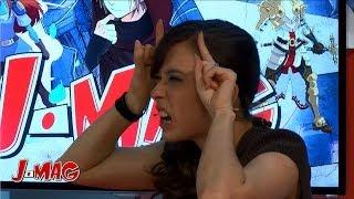 Mikiko ist zu Gast im J-Mag Studio und erklärt Arian und den Zuscha...