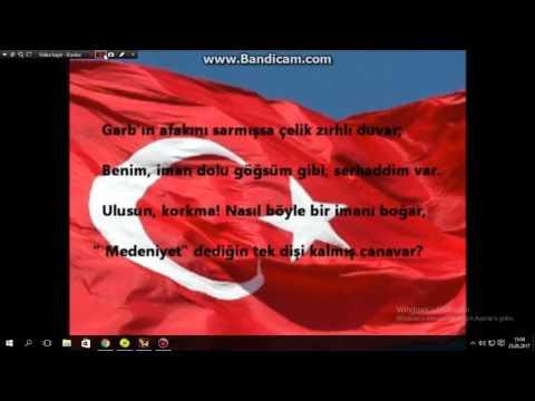 Her Şehidin Ardından Bir Türkü Söyle Ağlama Anne Ağlama