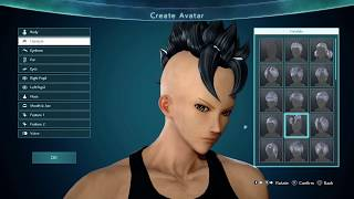 jump force android 18