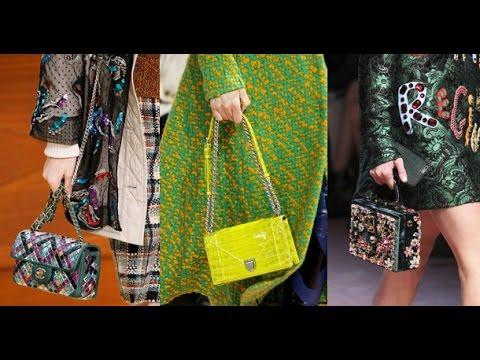 ★ Модные сумки осень 2015