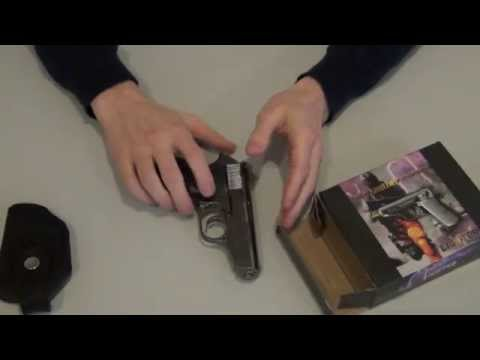 Зажигалка пистолет Walter PPK (JOLLYSMOKE.ru)