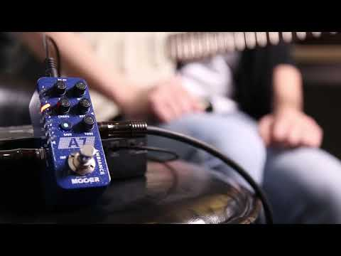 MOOER A7 Ambiance Official Demo video