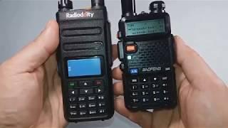 новый Baofeng RD-5R DMR Tier 2 ОБЗОР Часть 2