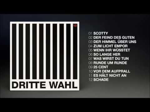 DRITTE WAHL - ALBUMPLAYER -