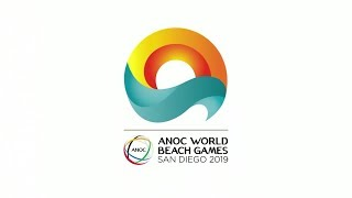 Live ~ Beach Tennis - World Beach Games Qatar -  Katara Beach 2019