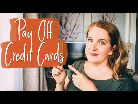 How To Pay Off Your Credit Card Debt in 2019