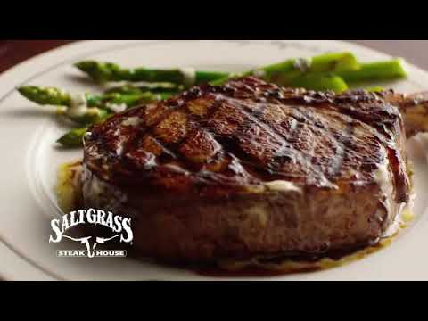 Come Taste The Difference At Saltgrass Steak House