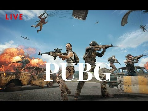 pubg-mobile-live-gameplay