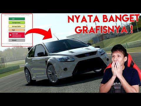 AMPUN ! MOBILNYA JADI NYATA BANGET PAKE GRAFIS EXTRA HIGH ! - REAL RACING 3 INDONESIA