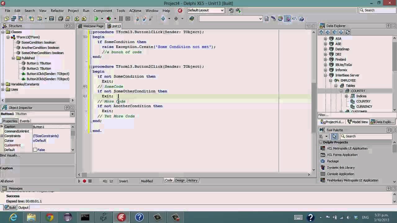 Oct 15, 3pm - Common Delphi Coding Anti-Patterns