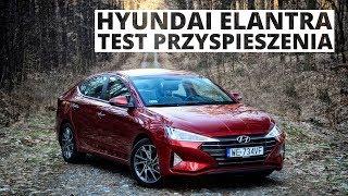Hyundai Elantra 1.6 MPI 128 KM (AT) - acceleration 0-100 km/h
