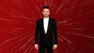Сергей Лазарев приглашает на Премию МУЗ-ТВ 2018.