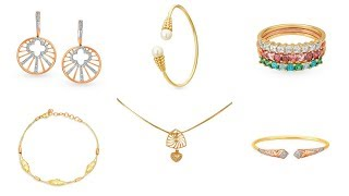 Mia Tanishq Collection | Tanishq New Collections | WorkWear