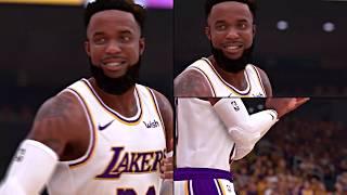 NBA 2K19 Baller I.D. - CashNasty