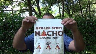 Bites #8: Taco Bell Grilled Stuft Nacho (chicken)