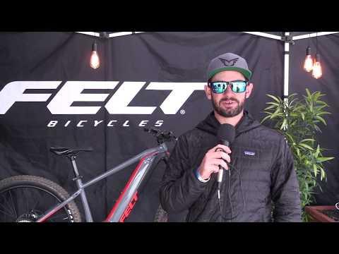 Felt Surplus E & Redemption E Electric Mountain Bikes | Electric Bike Report