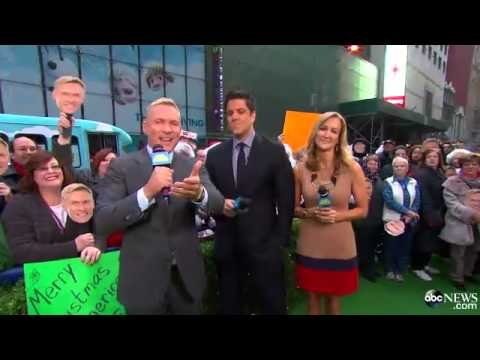 'GMA' Weather Guru Sam Champion's Final Weather Chat American ...