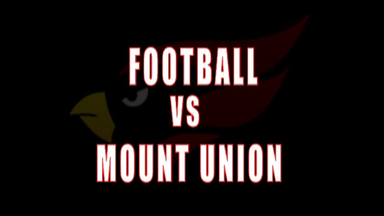 North Central College Football vs. University of Mount Union // 12.14.13