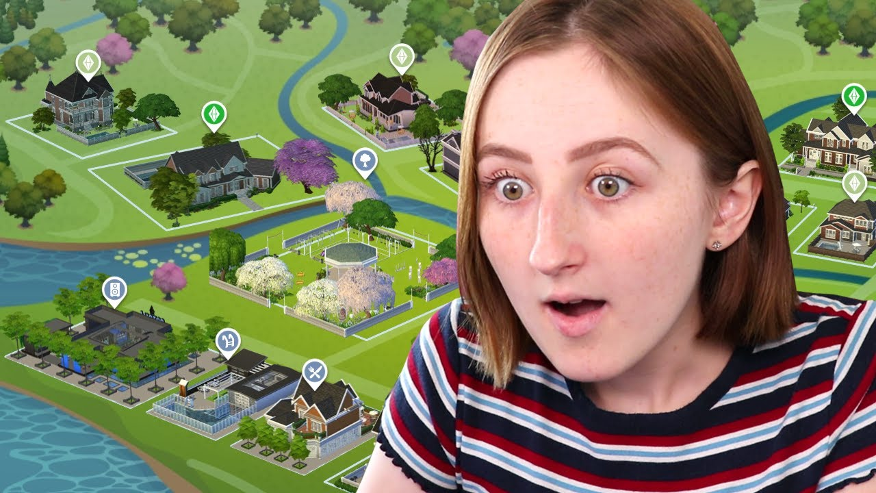 This person rebuilt the entire Sims 4 (and did it better than me) thumbnail