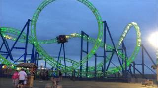 Video Casino Pier Amusement Park in Seaside Heights, New Jersey 2017 Tour download MP3, 3GP, MP4, WEBM, AVI, FLV Agustus 2018