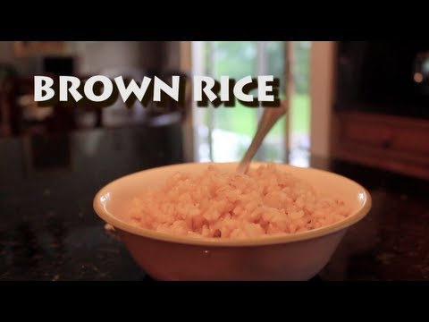An easy way to cook brown rice on the stove without a rice an easy way to cook brown rice on the stove without a rice cooker ccuart Images