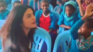 After Cannes debut, Priyanka Chopra flies to Ethiopia for Unicef function