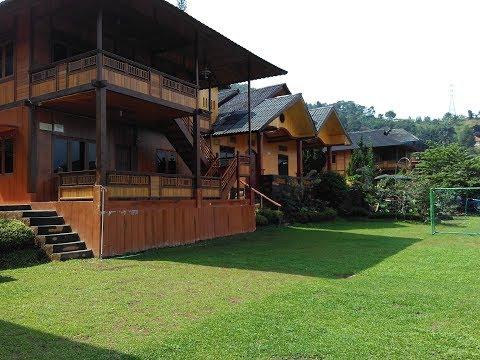 Villa Andre Dekat Pesawahan