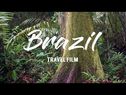 Brazil | Travel Film | Rio, Manaus, Rio Jumas, Amazon Rainforest