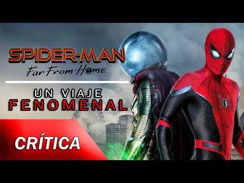 El Doctor Habla Sobre: Spider-Man Far From Home