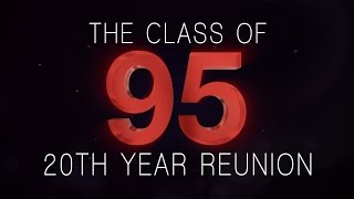Oak Park High - CLASS OF 95 - 20TH YEAR REUNION TRAILER