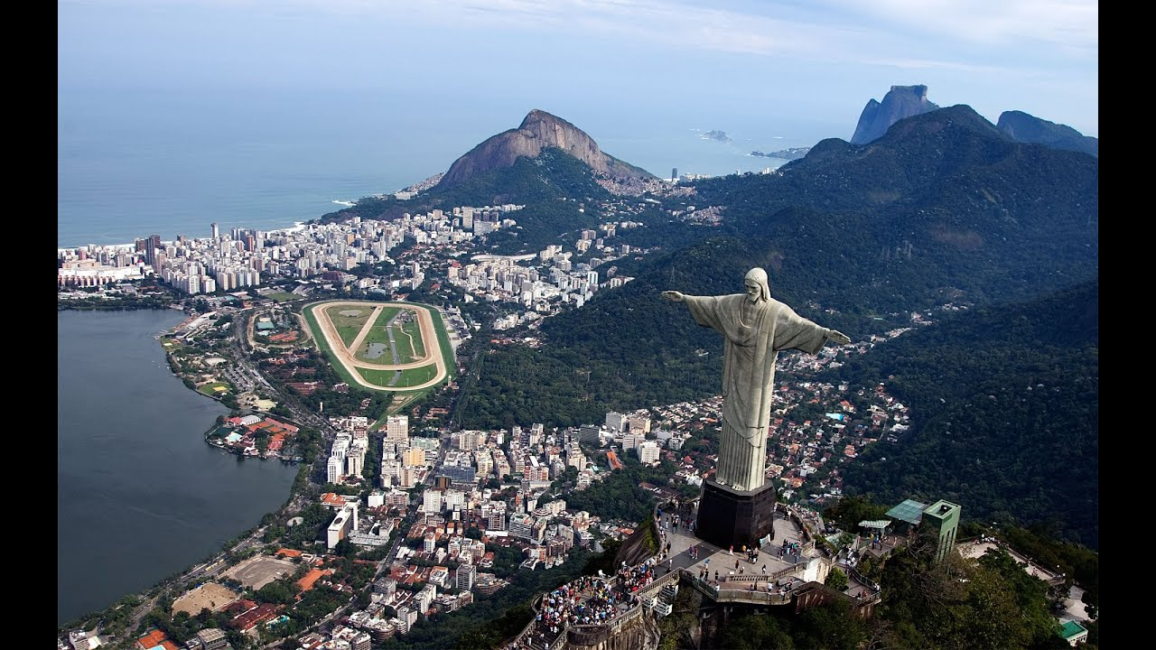 Most Spectacular City In The World Rio De Janeiro Brazil