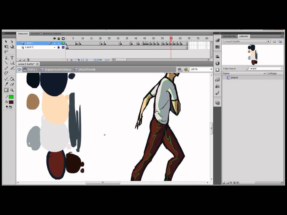 5 Tips For Cell Shading In Flash