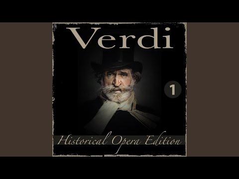 Nabucco: Act II - 'Che Si Vuolß' (Ismaele)