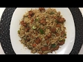 Chicken Fried Rice | Restaurant Style | Fast Food | Easy Cooking