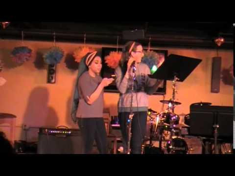 Naz and Sydney GSA Cabaret 2015